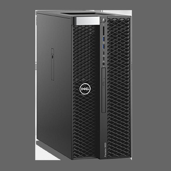 Precision 5820 图形工作站塔式台式电脑主机