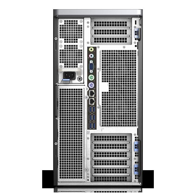 Precision T7920 图形工作站塔式台式电脑主机