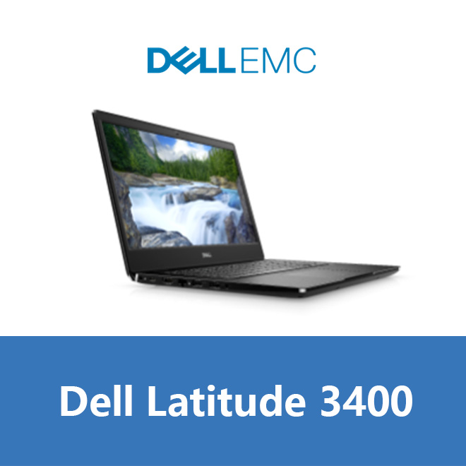 Latitude 3400 14英寸商务笔记本