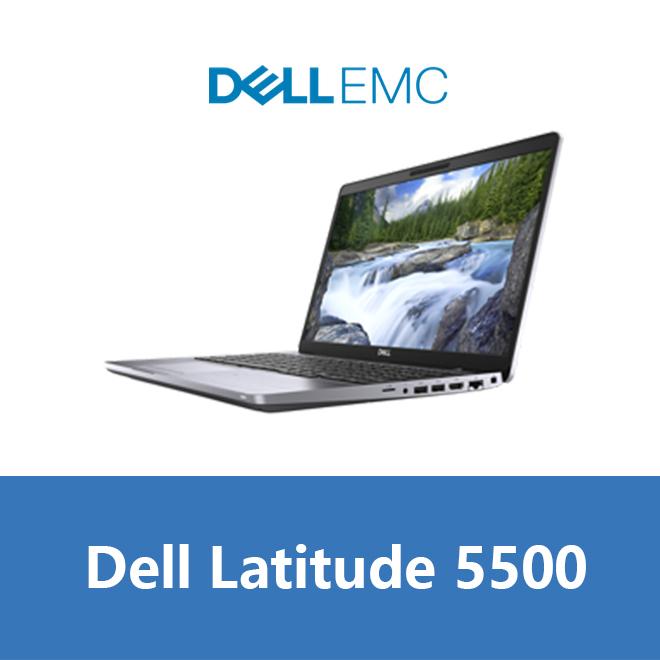 Latitude 5500 15英寸商务笔记本