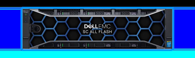 Dell EMC SC全闪存存储阵列