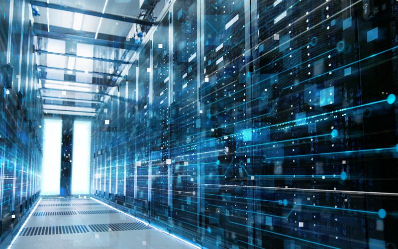 戴尔易安信现代化数据中心