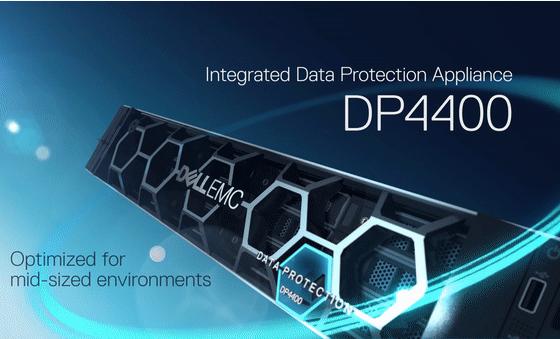 戴尔易安信IDPA DP4400