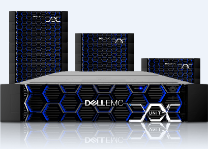 Dell EMC中端存储阵列Unity