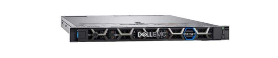 戴尔/Dell EMC VxRail E系列超融合存储架构