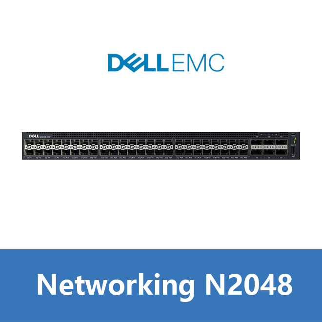 Networking S4048-ON