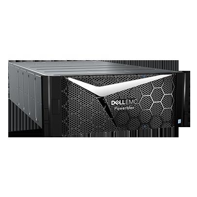 Dell EMC PowerMax NVMe 数据存储