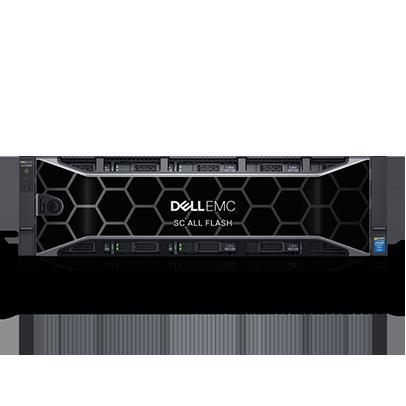 Dell EMC SC 系列 全闪存