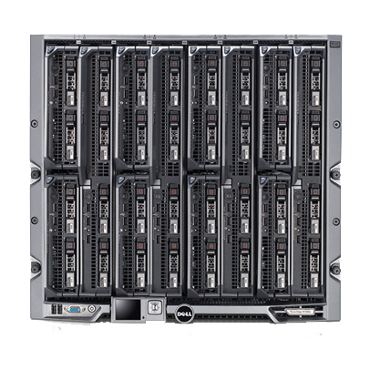 PowerEdge M1000e刀片机箱