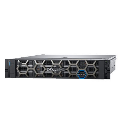 VxRail integrated rack