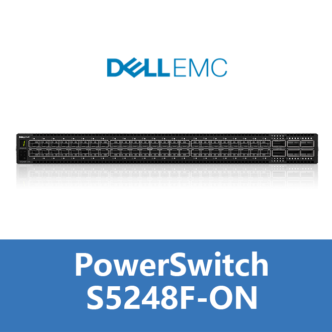 PowerSwitch S5248F-ON