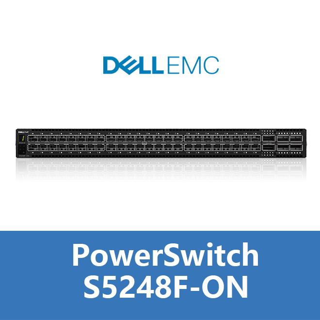 PowerSwitch S5248F-ON
