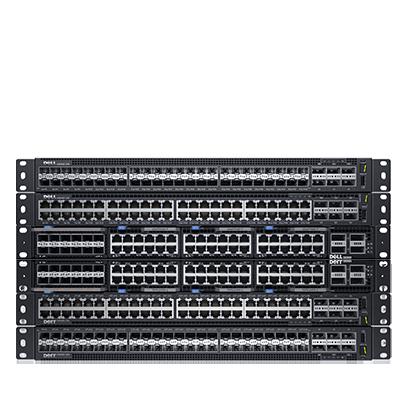 PowerSwitch S 系列 10 GbE 交换机