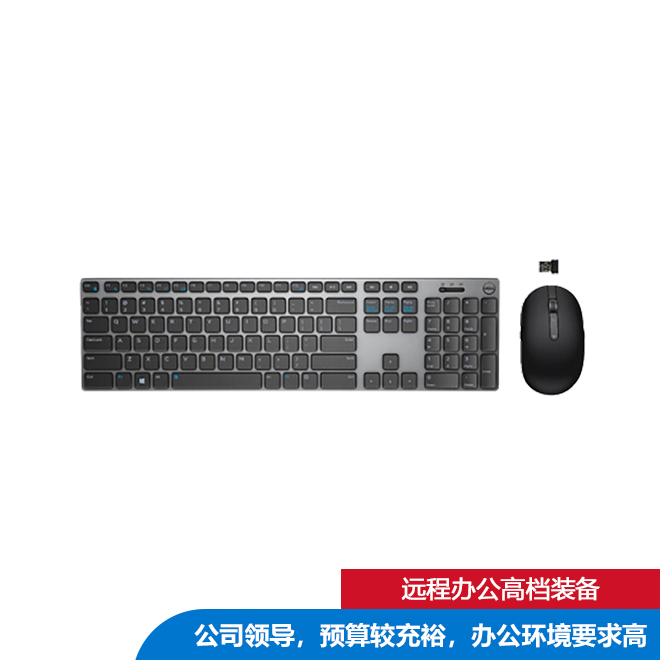 Latitude 7300 远程办公高档装备套装
