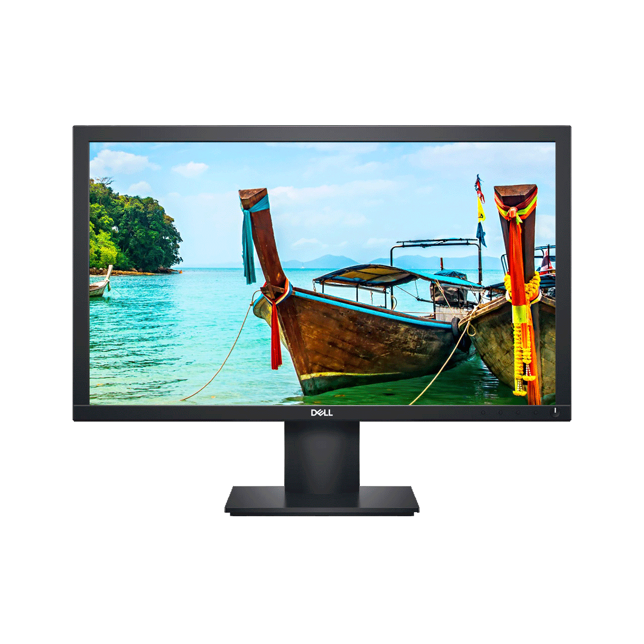 戴尔 22 系列显示器:E2220H