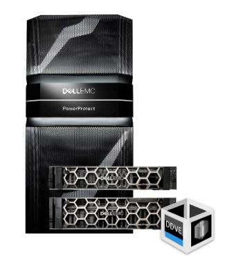 Dell EMC PowerProtect DD 系列数据保护专用存储设备