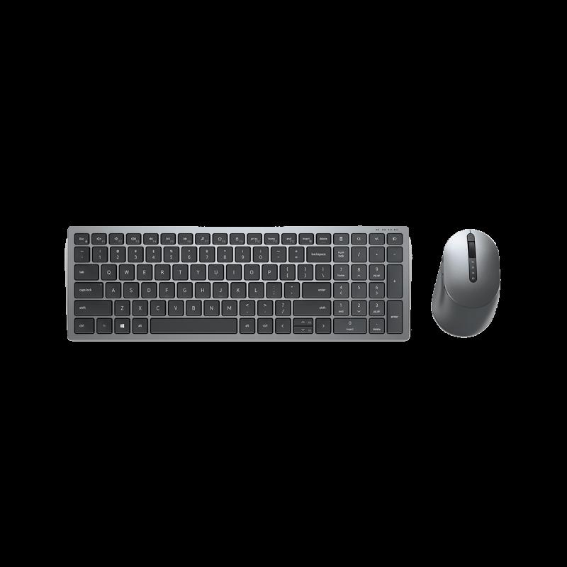 戴尔多设备无线键盘套装-KM7120W