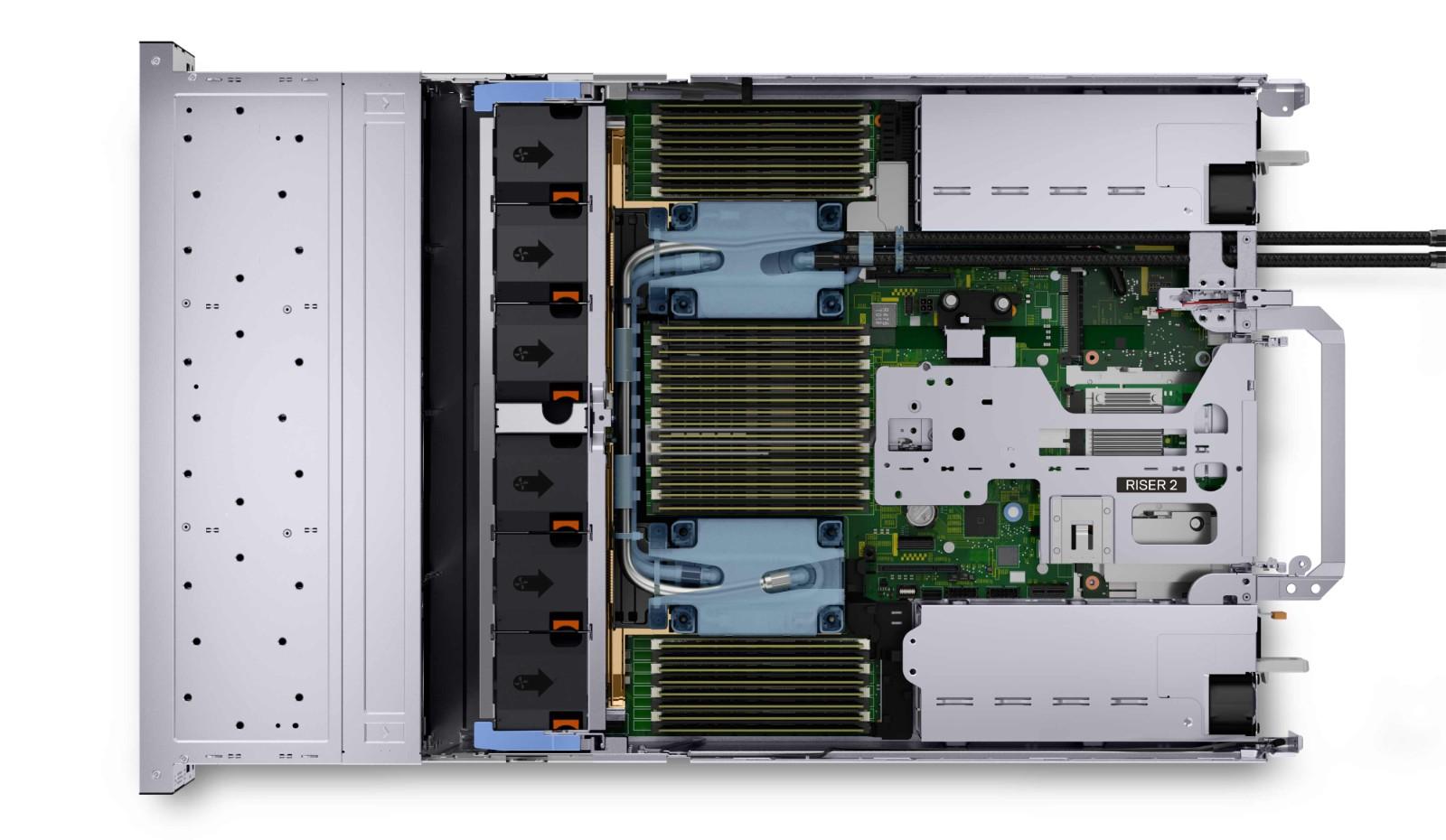 北京戴尔R750服务器